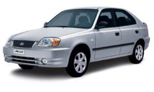 Hyundai Accent autóbérlés