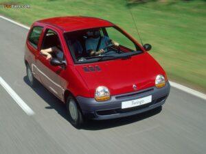 Renault Twingo autóbérlés